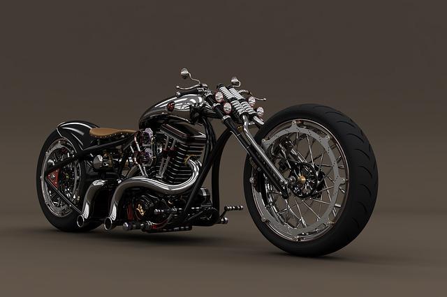 cestná motorka
